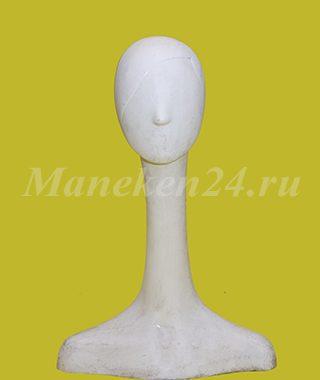 Голова манекена для украшений и шляп